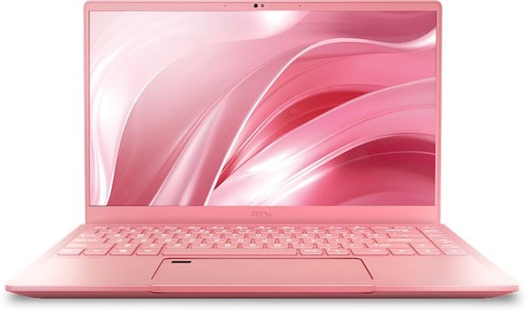 MSI Limited Edition Rose Pink Prestige 14: производительный ноутбук в необычном цвете