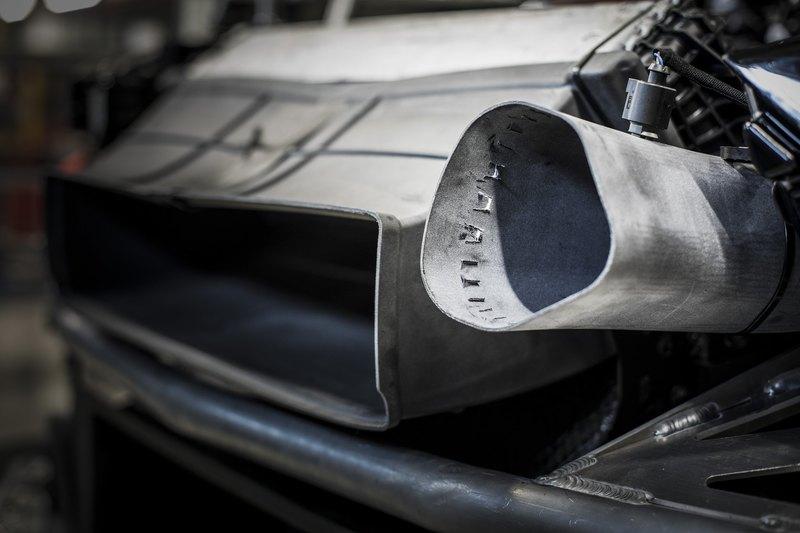 Гоночные автомобили начали печатать на 3D-принтере