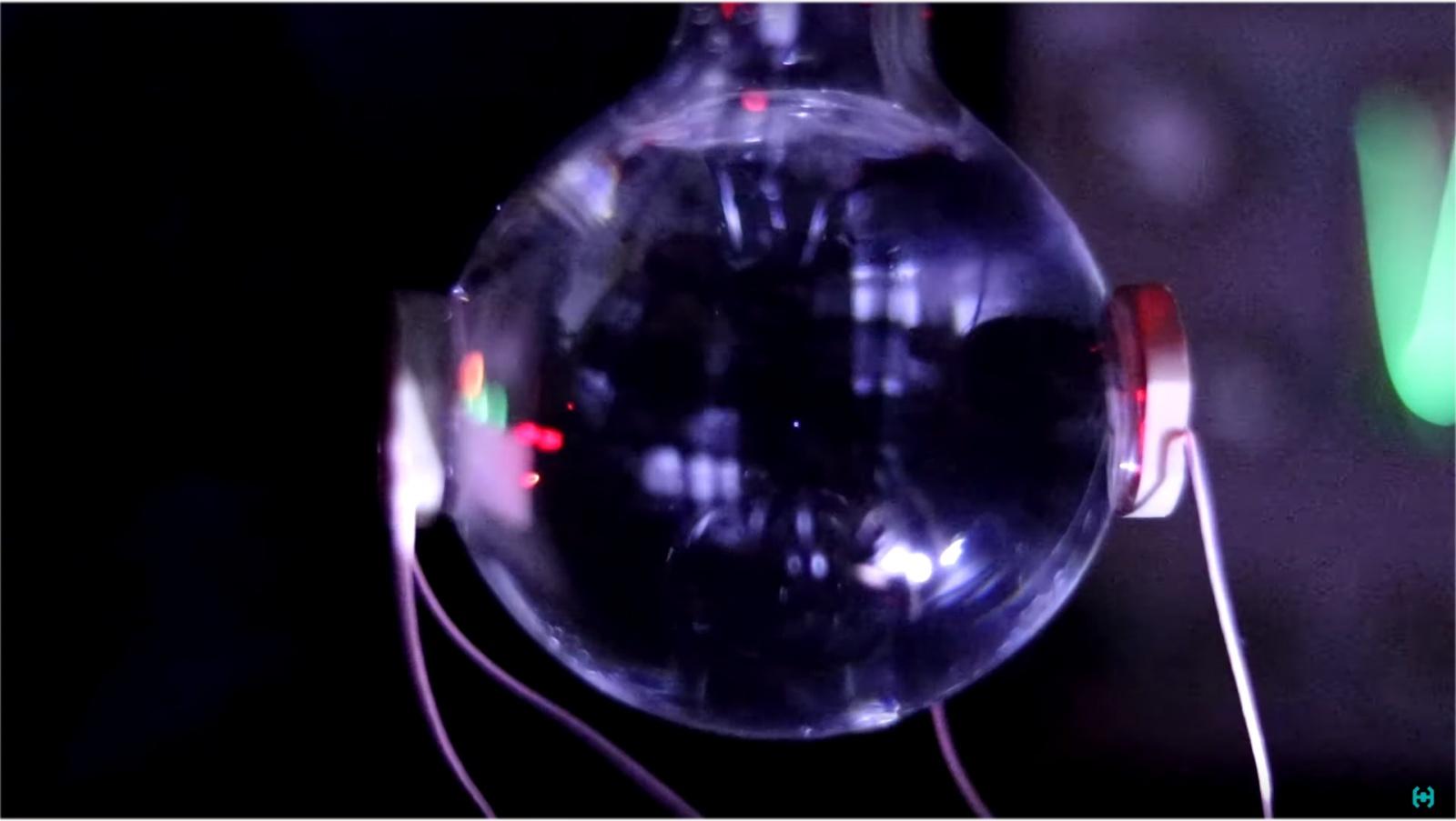 Нейтронная звезда в пробирке. Сонолюминесценция - 15
