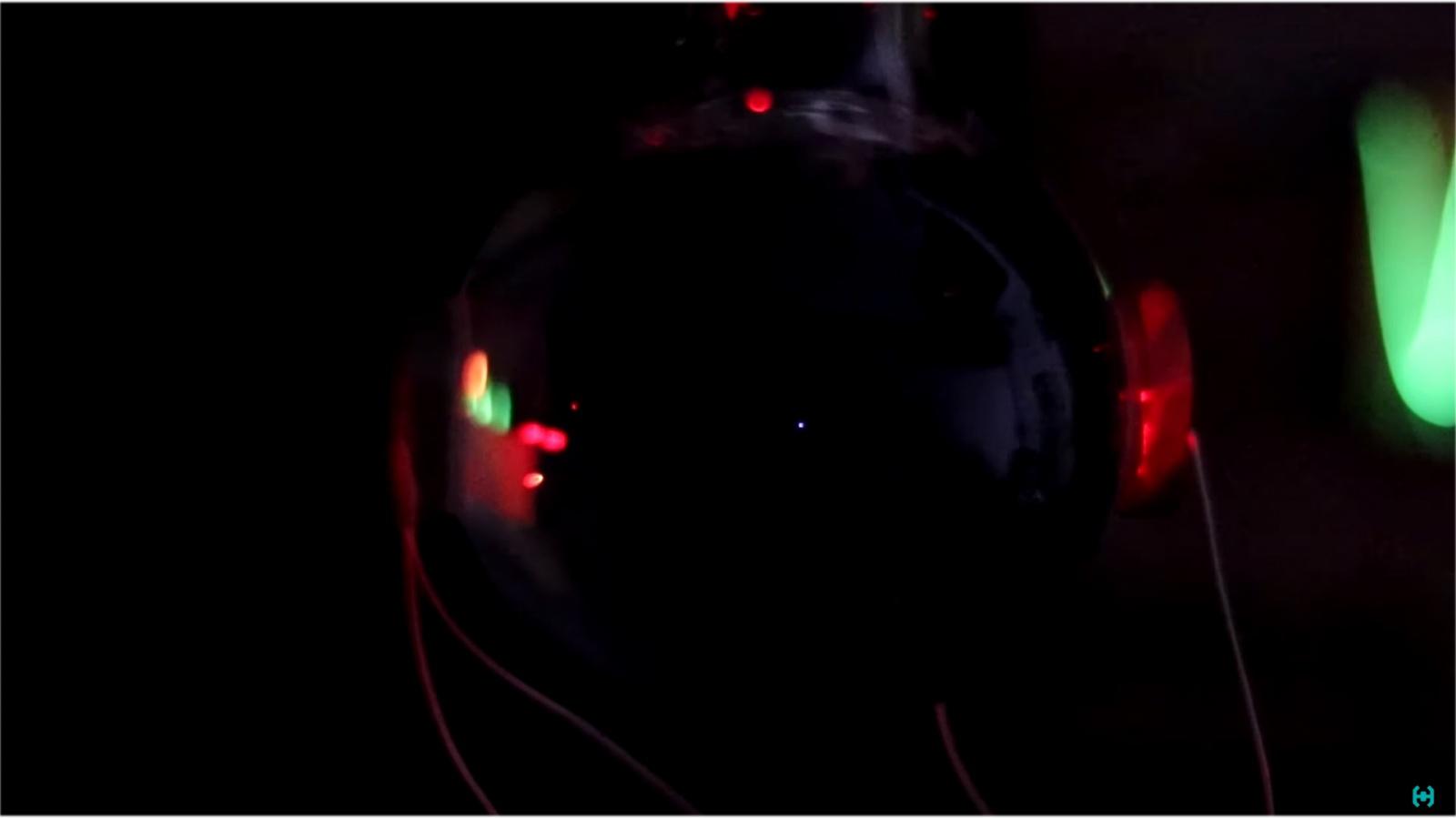 Нейтронная звезда в пробирке. Сонолюминесценция - 24