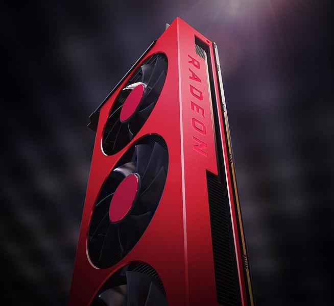 Видеокарту Radeon на основе «большого Navi» могут представить менее чем через месяц