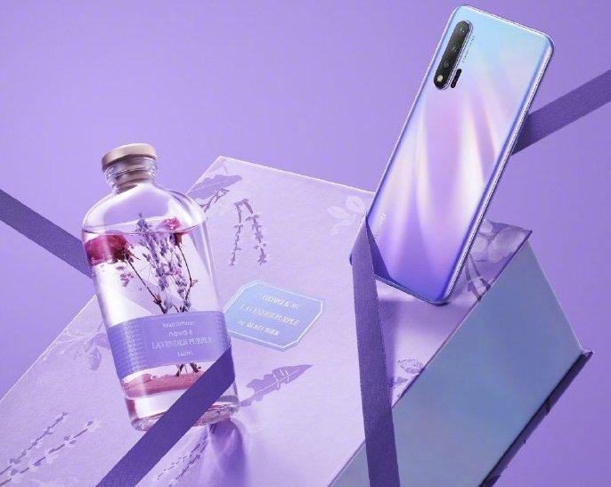 Huawei начинает продажи праздничной версии лучшего в мире селфифона по будничной цене