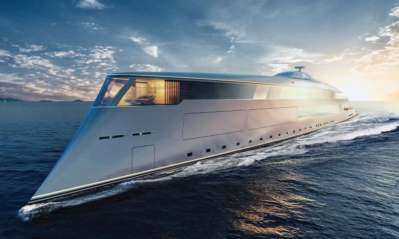 Билл Гейтс купил первую в мире яхту на водородных топливных элементах