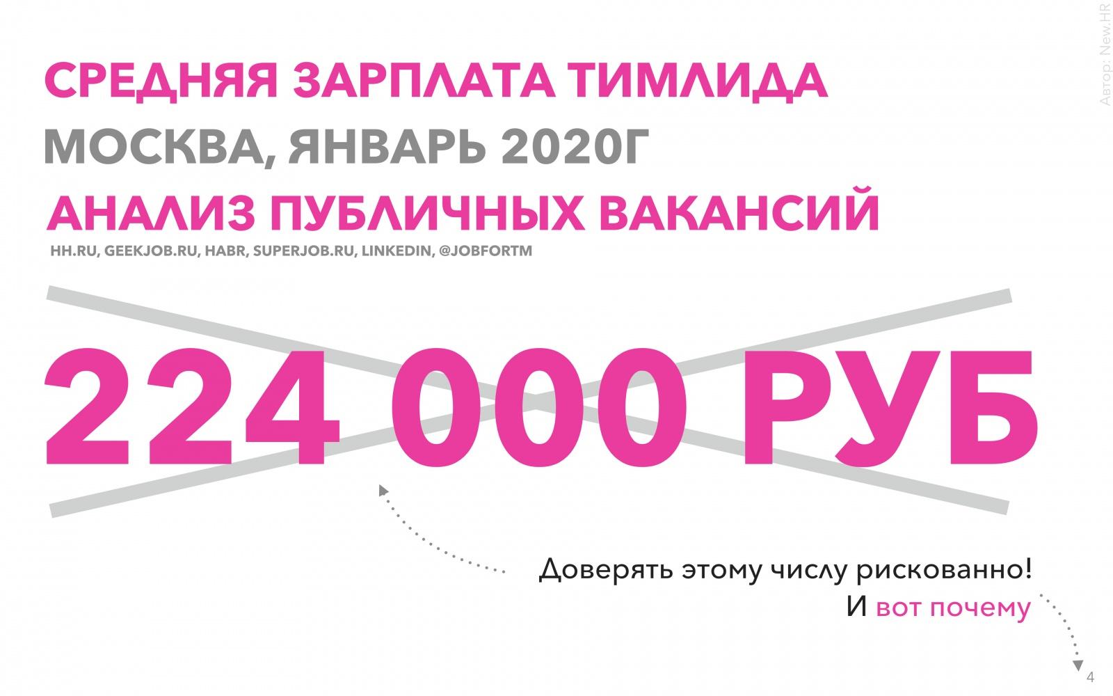Исследование рынка тимлидов в России - 4
