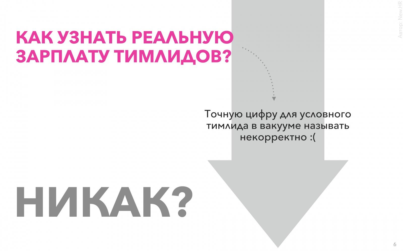 Исследование рынка тимлидов в России - 6