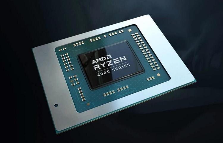 Мобильный Ryzen 7 4800HS оказался производительнее настольного Ryzen 7 2700X