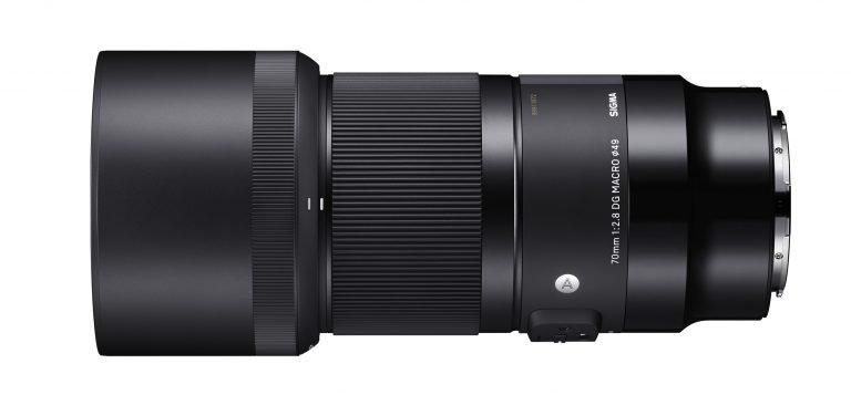 Назван срок начала поставок объективов Sigma 70mm f/2.8 DG Macro | Art с креплением L