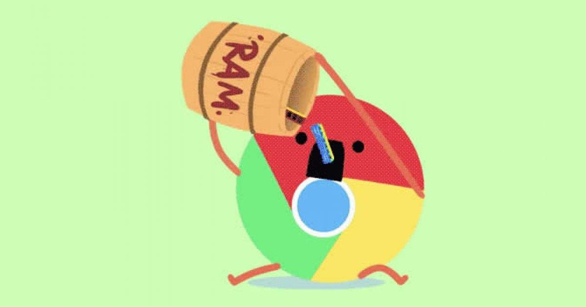 """Обнаружен максимум ОЗУ, которую способен """"съесть"""" Chrome"""
