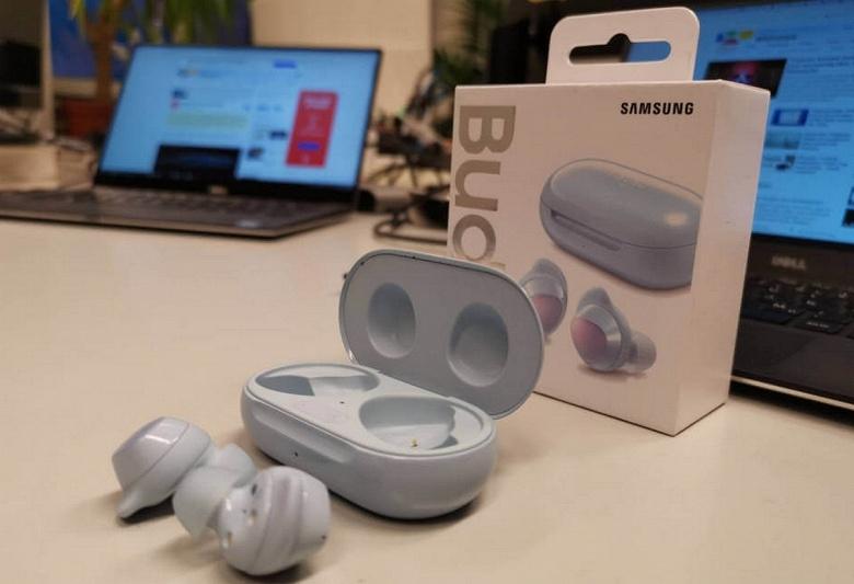 Первый большой обзор ещё не представленных наушников Samsung Galaxy Buds+. Хороший звук и отличная автономность