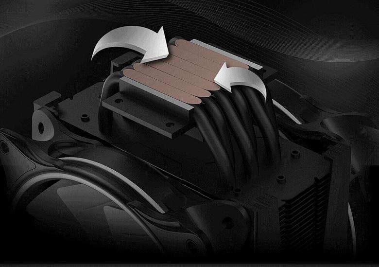 Система охлаждения Xigmatek WindpowerPRO способна отвести и рассеять до 200 Вт тепловой мощности