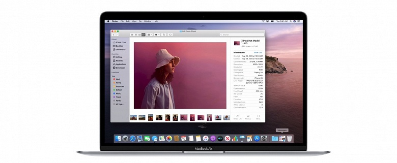 Таинственный процессор Intel может оказаться основой для обновлённого MacBook Air