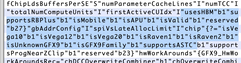 В коде бета-версий macOS нашли упоминания процессоров AMD - 2