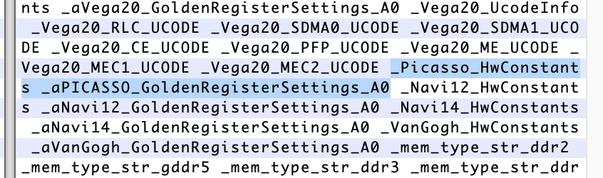 В коде бета-версий macOS нашли упоминания процессоров AMD - 3