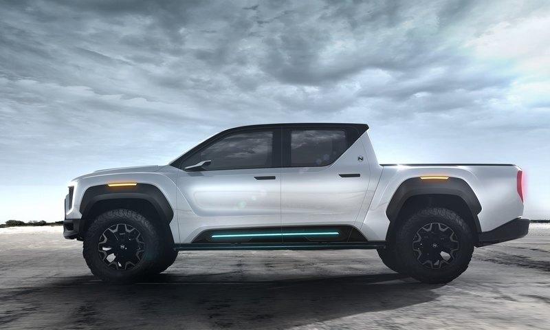 Nikola Motors представила водородно-электрический пикап - 2