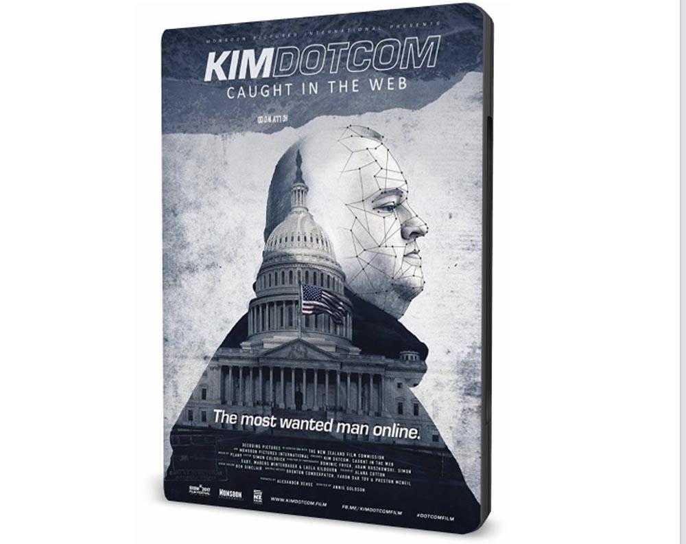 Ким Дотком: пойманный в сеть, самый разыскиваемый человек онлайн. Часть 3 - 1