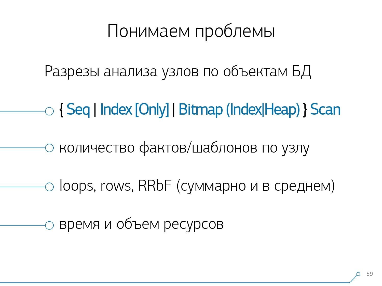 Массовая оптимизация запросов PostgreSQL. Кирилл Боровиков (Тензор) - 27