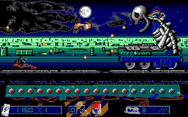 Новый конкурс игр для ZX Spectrum — Твоя игра 6 - 3
