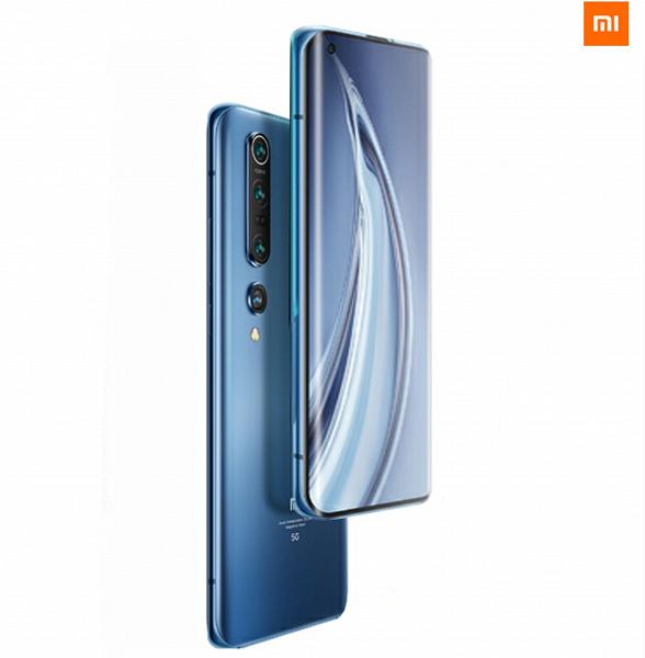 Первые покупатели Xiaomi Mi 10 уже демонстрируют смартфон в действии