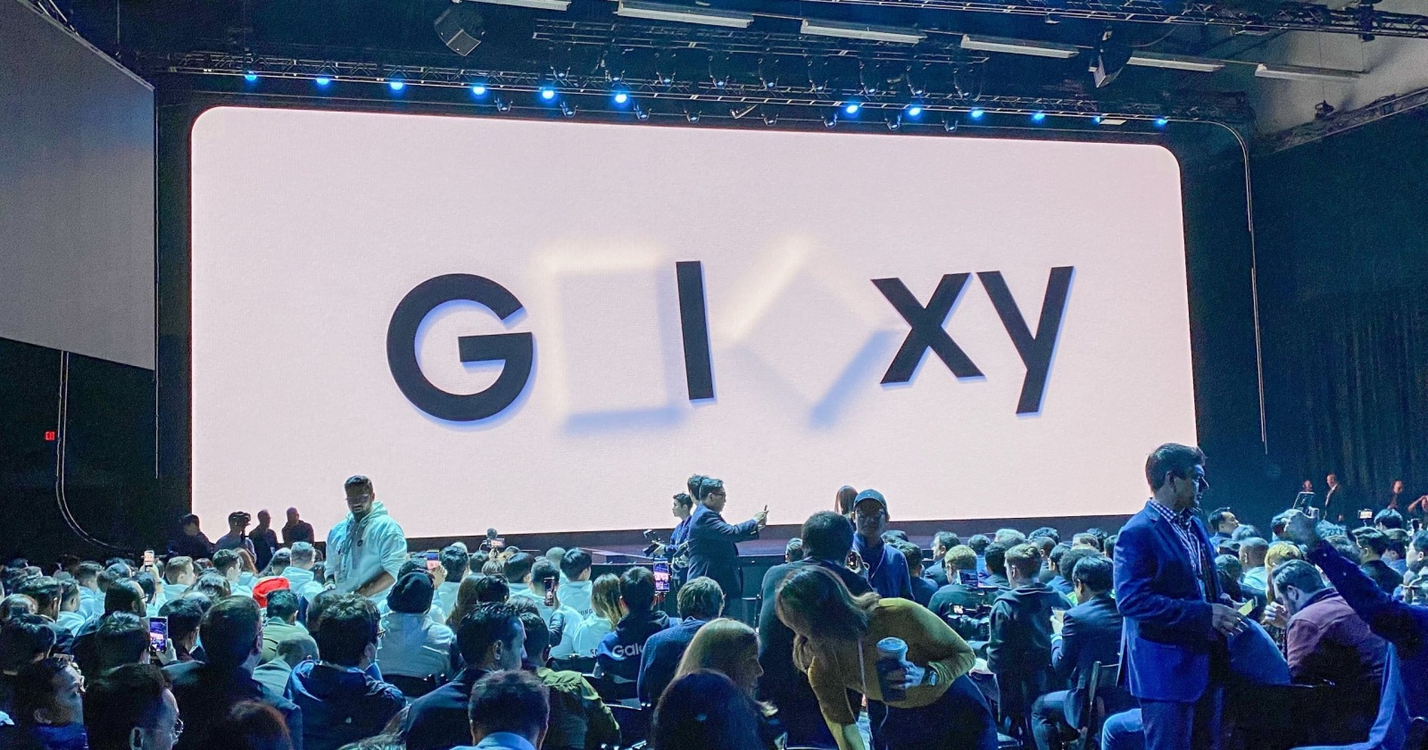 Galaxy Unpacked 2020: главные тренды года в одной презентации