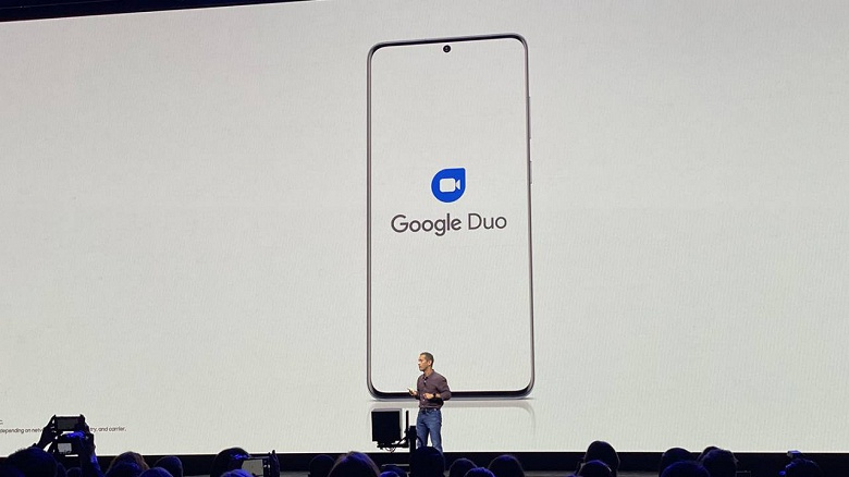 Samsung Galaxy S20 не получил чистый Android