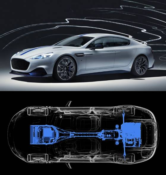 Tesla Plaid. Два варианта трехмоторной компоновки электропривода - 13