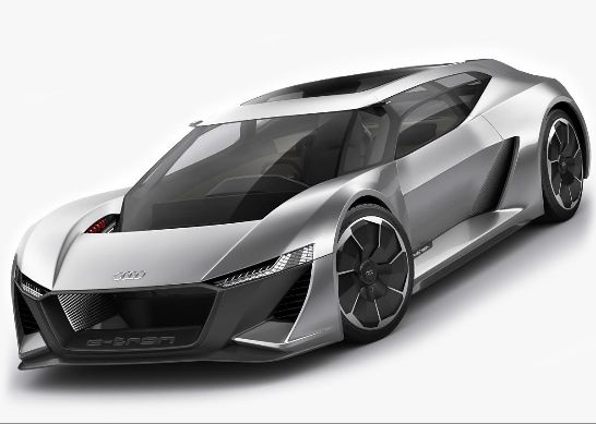 Tesla Plaid. Два варианта трехмоторной компоновки электропривода - 6