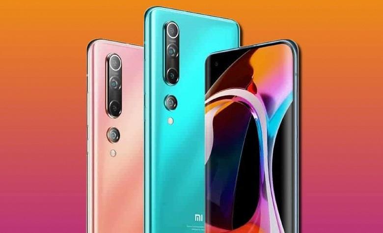 Xiaomi Mi 10 получит новейшую прошивку