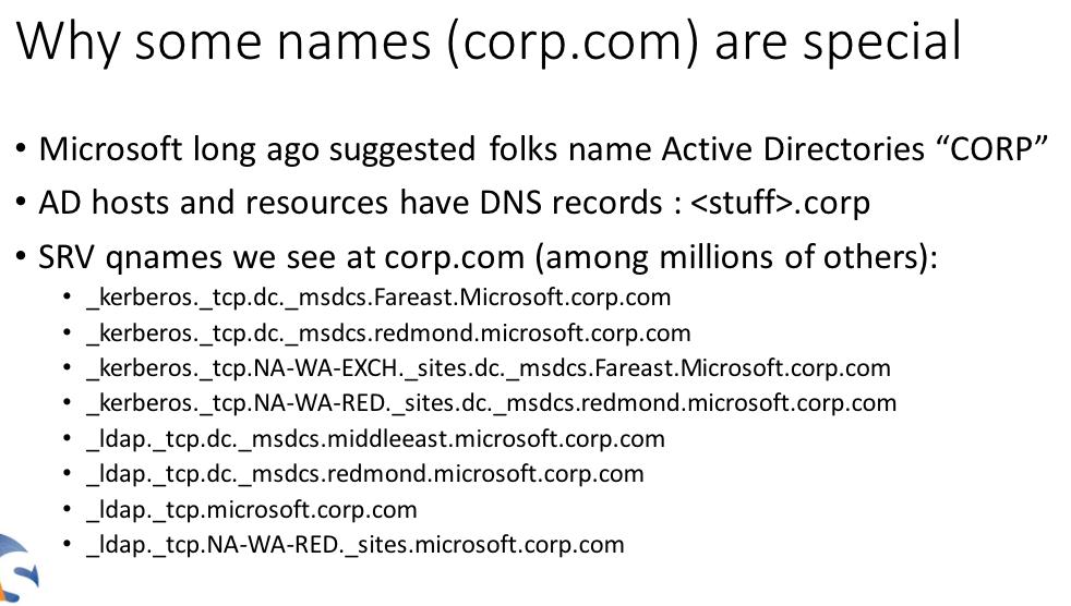 Домен corp.com выставлен на продажу. Он опасен для сотен тысяч корпоративных компьютеров под управлением Windows - 5