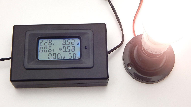 Обзор светодиодных ламп Spectrum Led GU10 из Европы - 8
