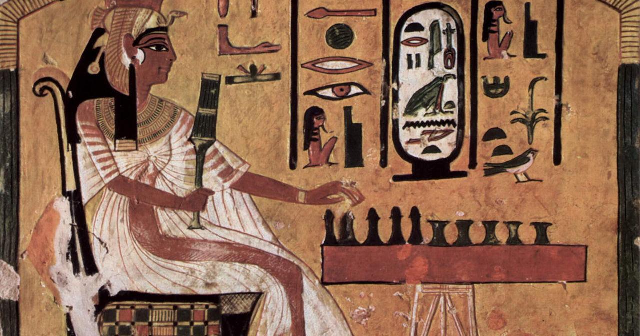 Правила древнеегипетской настольной игры: путешествие в мир мертвых