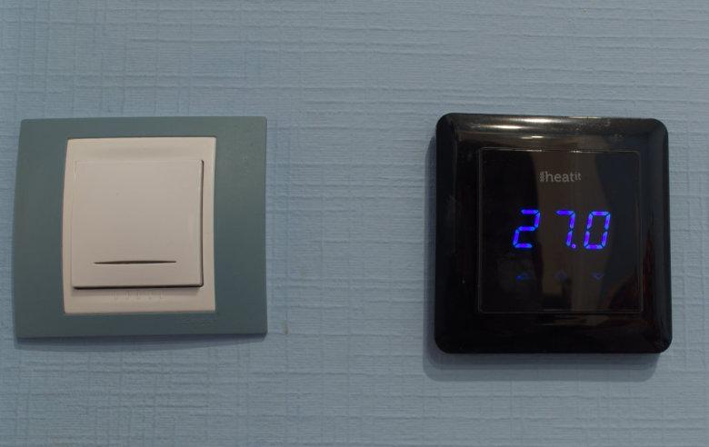Термостат HeatIt