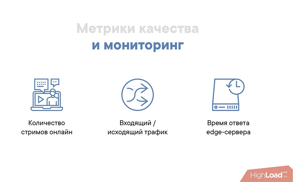 HighLoad++, Михаил Райченко (ManyChat): почти без магии, или как просто раздать терабит видеопотока - 18