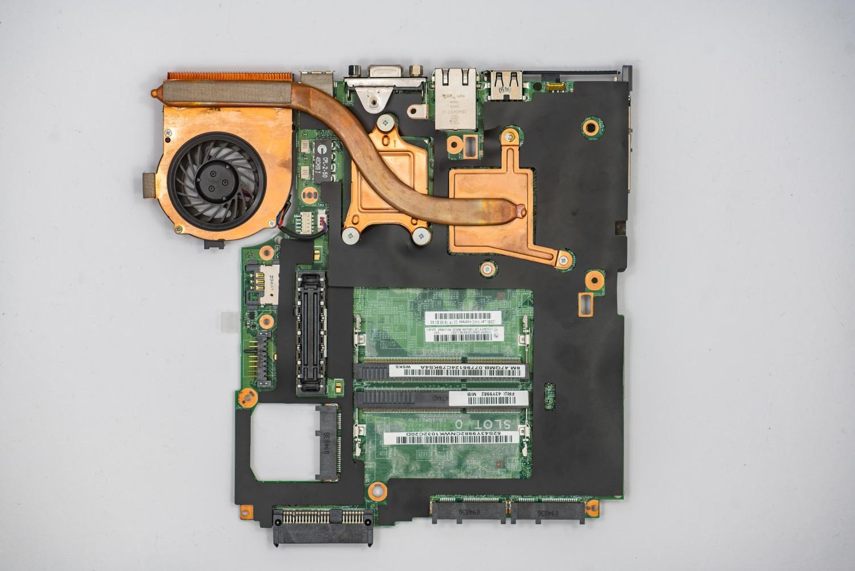 Древности: ThinkPad X200 и закрытые исходники - 14