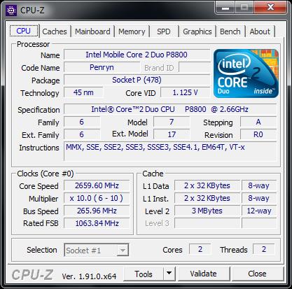 Древности: ThinkPad X200 и закрытые исходники - 16