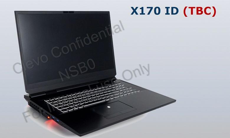 Хотите ноутбук с 10-ядерным 125-ваттным настольным процессором Intel? Clevo X170 как раз для вас