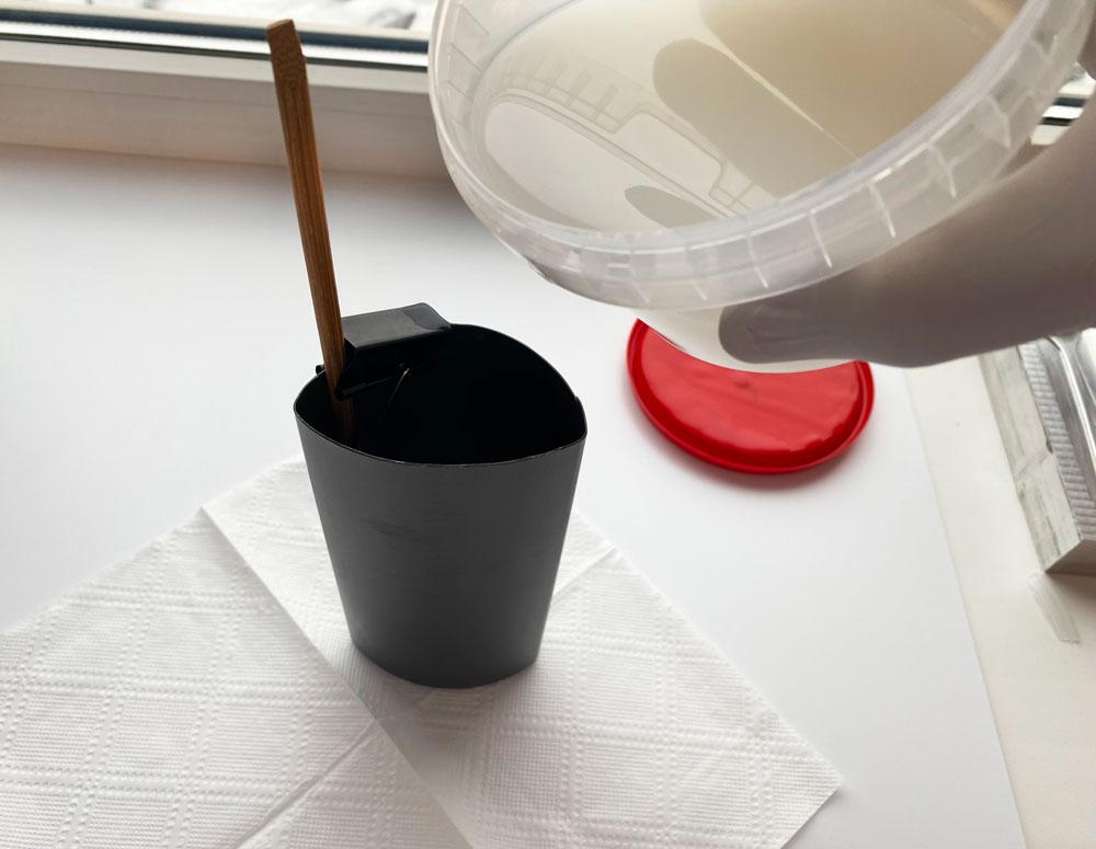 Литье форм из жидкого силикона в домашних условиях - 13