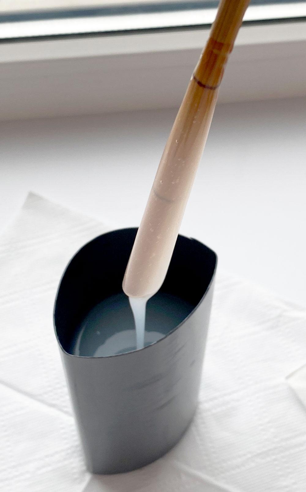 Литье форм из жидкого силикона в домашних условиях - 17