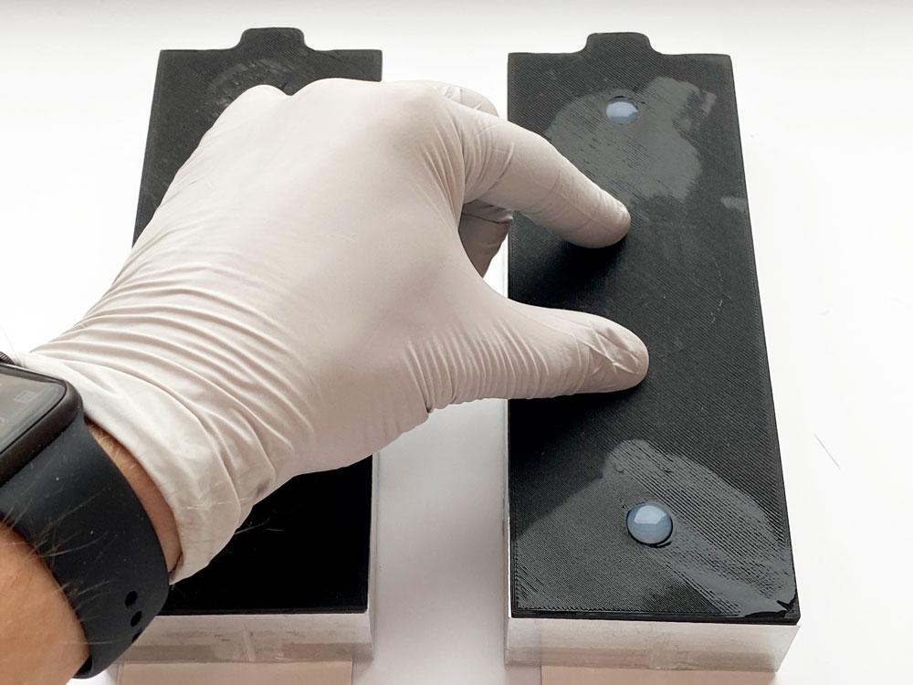 Литье форм из жидкого силикона в домашних условиях - 21