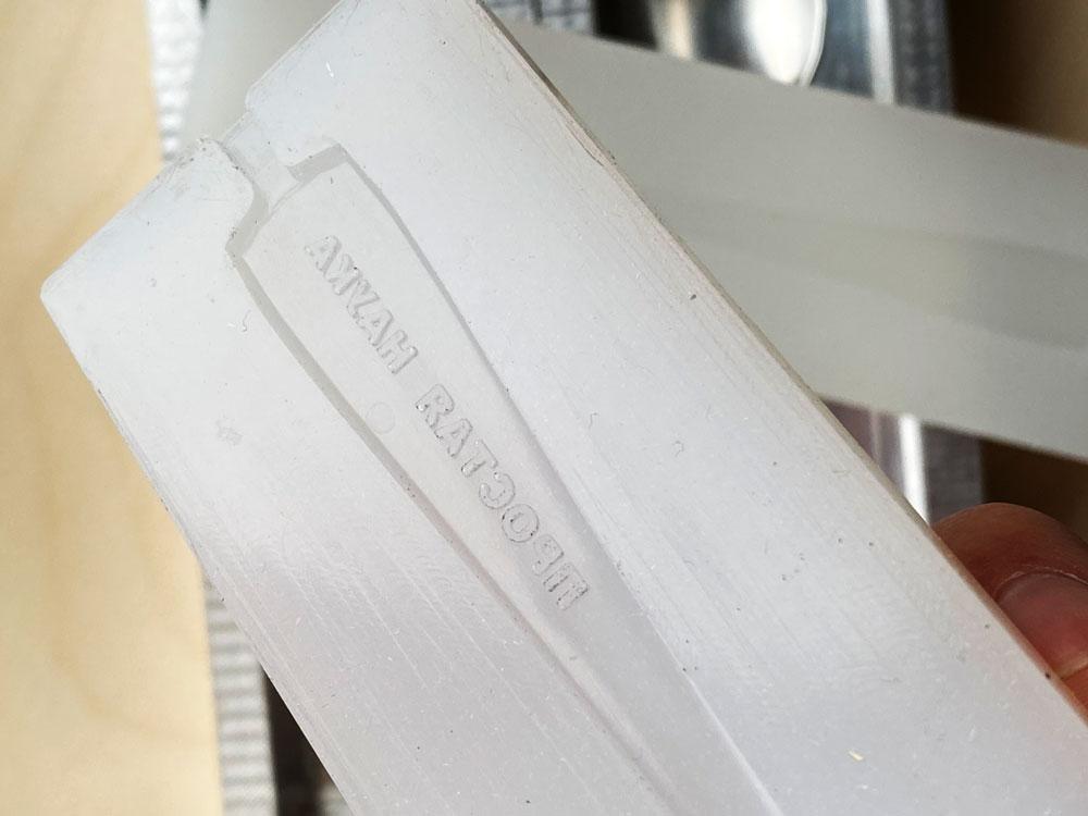 Литье форм из жидкого силикона в домашних условиях - 30