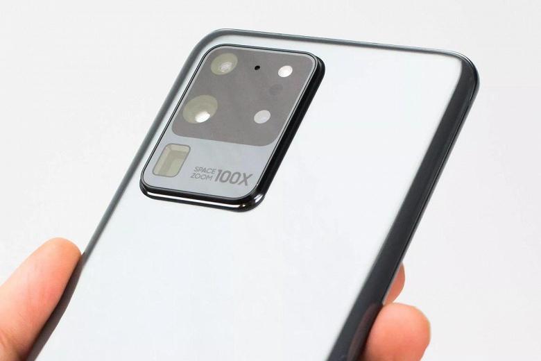 Невероятно дорогой Samsung Galaxy S20 Ultra снимает видео Super Slow-mo хуже, чем Galaxy S20