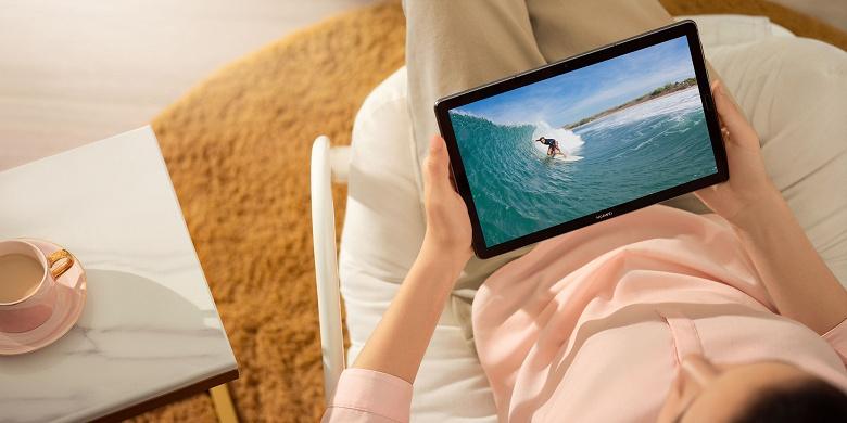 Вслед за Huawei Mate 30 Pro. Дефицитный планшет Huawei на основе Android 10 приехал в Россию