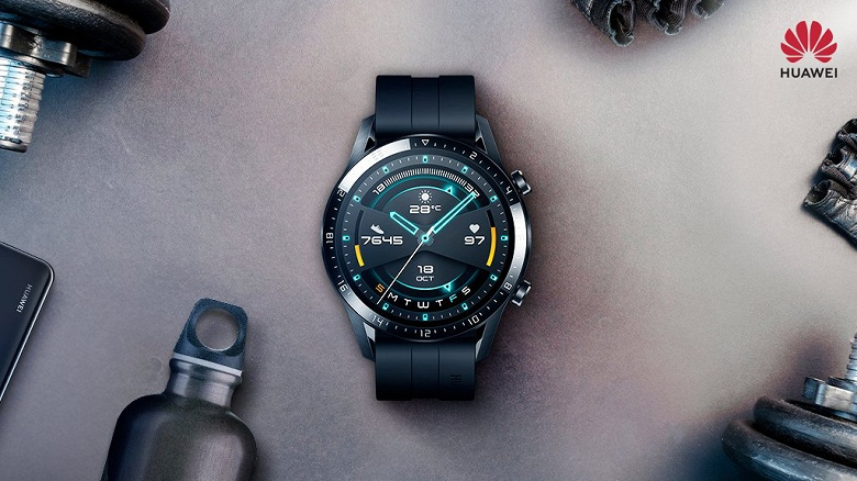 Huawei обновила умные часы Huawei Watch GT 2