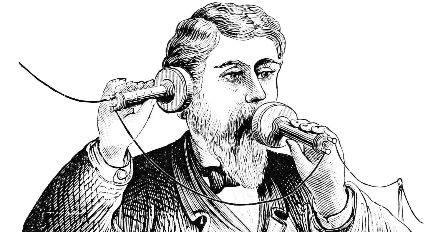 Голос по проводам: как изобрели телефон