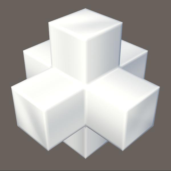 Идеальные карты нормалей для Unity (и других программ) - 3