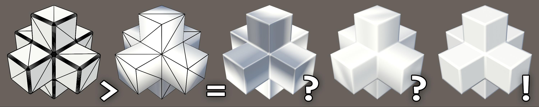 Идеальные карты нормалей для Unity (и других программ) - 1