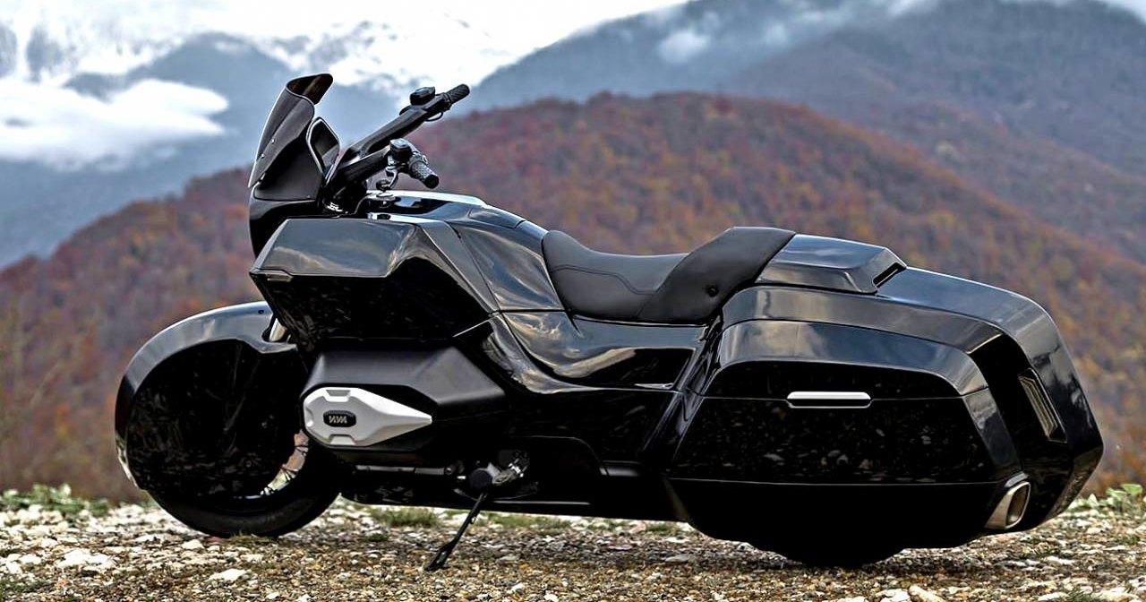 Мотоциклы Aurus выйдут на рынок через пару лет