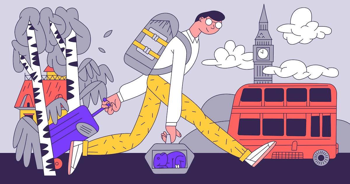 Оффер в Лондон за один день: как его получить и чем заняться после переезда - 1