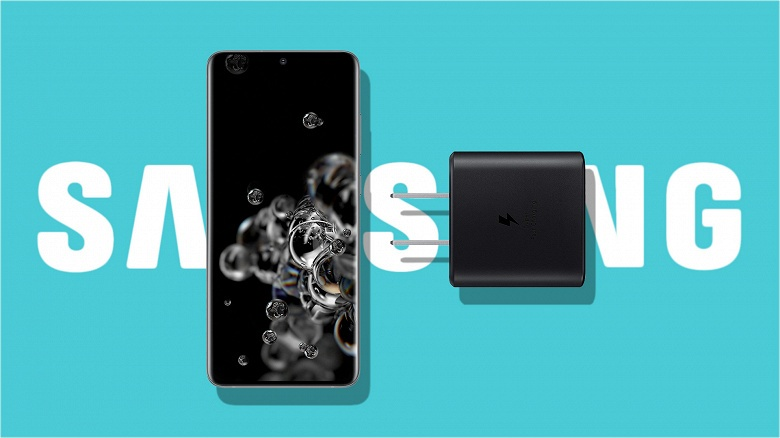 Огромный аккумулятор Samsung Galaxy S20 Ultra заряжается менее чем за час