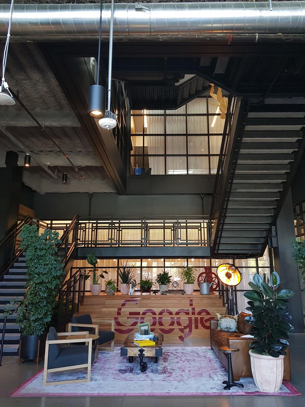 Стажировки в Google: Цюрих, Лондон и Кремниевая долина - 13