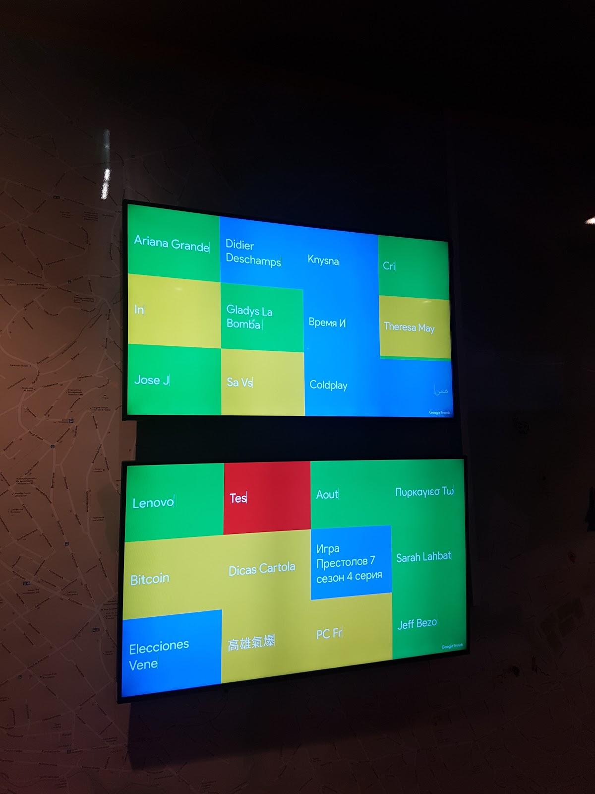 Стажировки в Google: Цюрих, Лондон и Кремниевая долина - 4